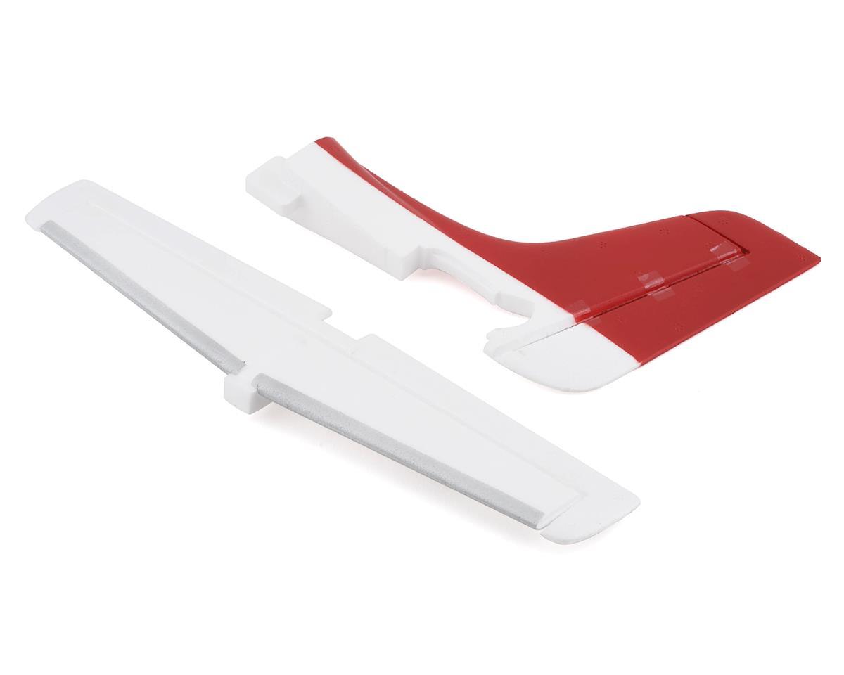E-flite UMX Cirrus SR22T Tail Set