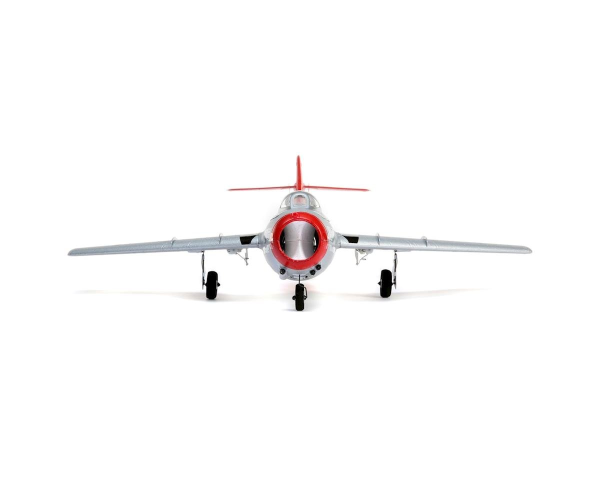 E-flite Ultra-Micro UMX MiG-15 EDF BNF Basic Electric Airplane (410mm)