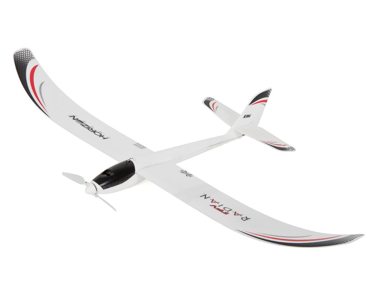 FPV UMX Radian Bind-N-Fly Airplane by E-flite