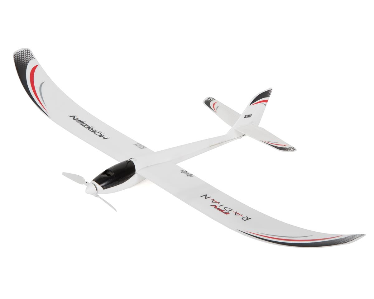 E-flite FPV UMX Radian Bind-N-Fly Airplane