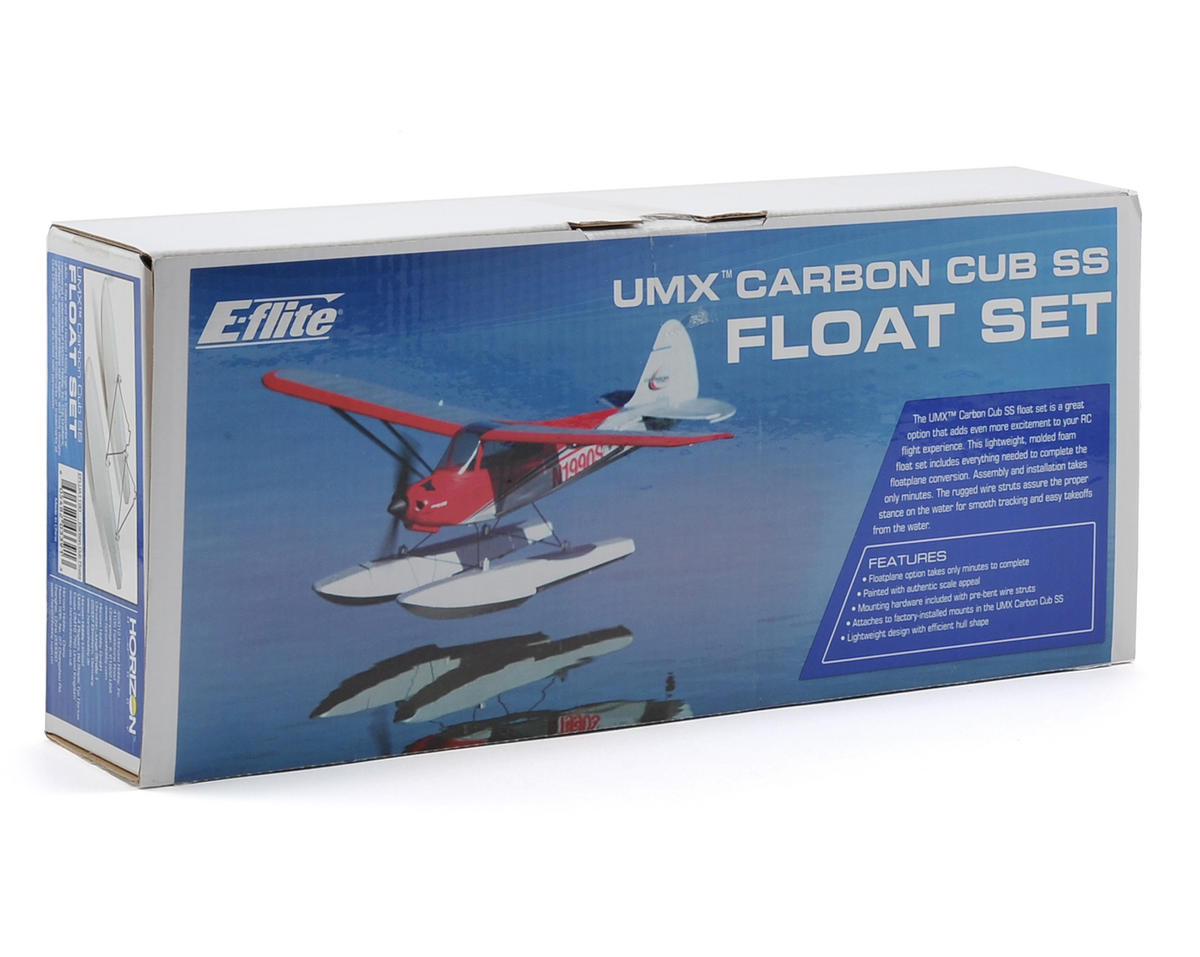 E-flite Float Set w/Accessories (UMX Carbon Cub SS)