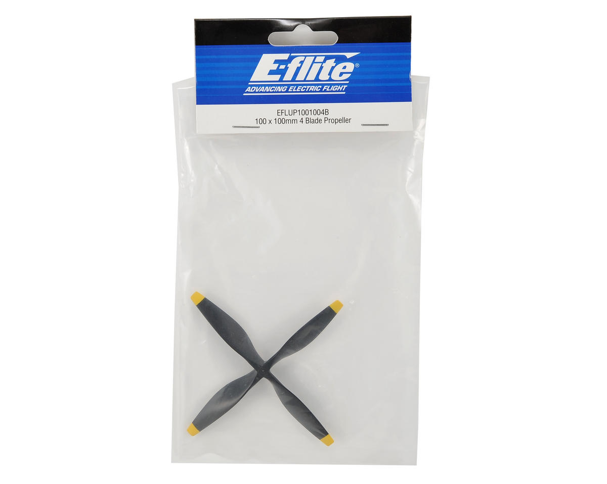 100x100mm 4 Blade Propeller by E-flite