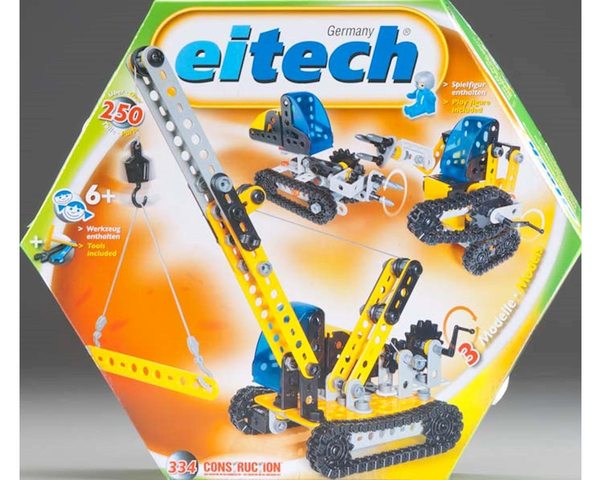 C334 3-Models Crawlwer Vehicles by Eitech America