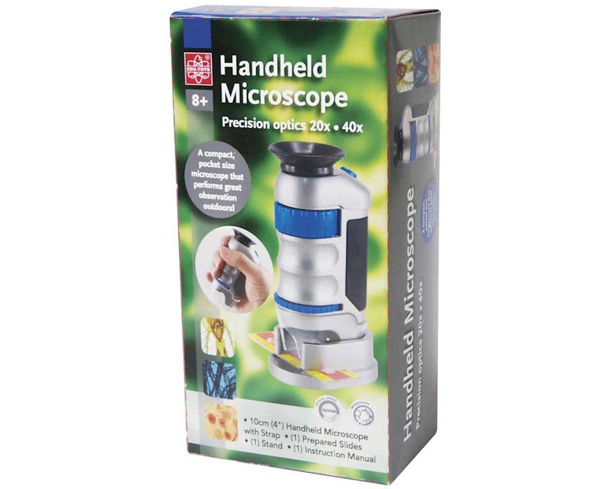 Elenco Electronics EDU-37674 Handheld Microscope