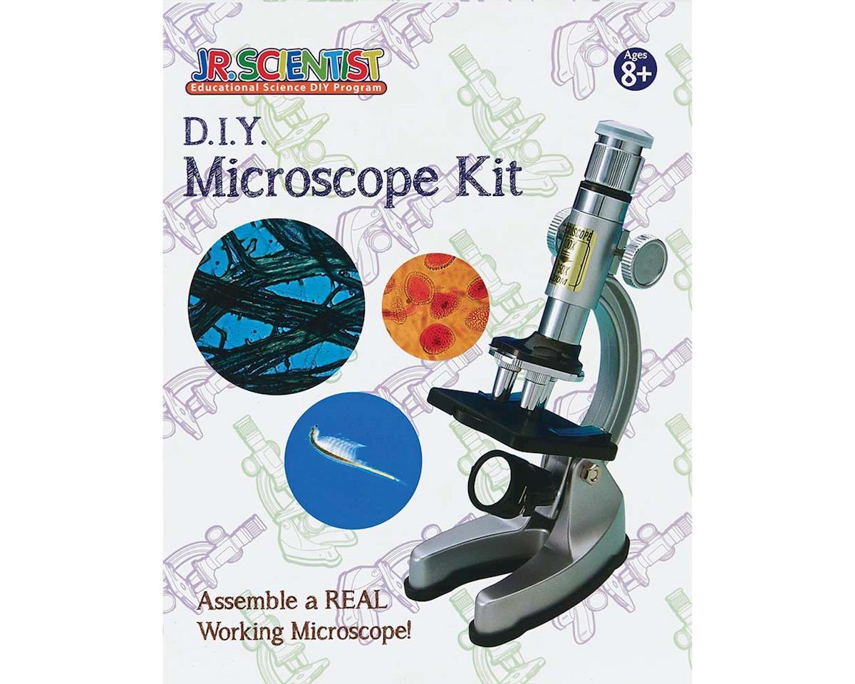 Elenco Electronics EDU-37723 DIY Microscope Kit