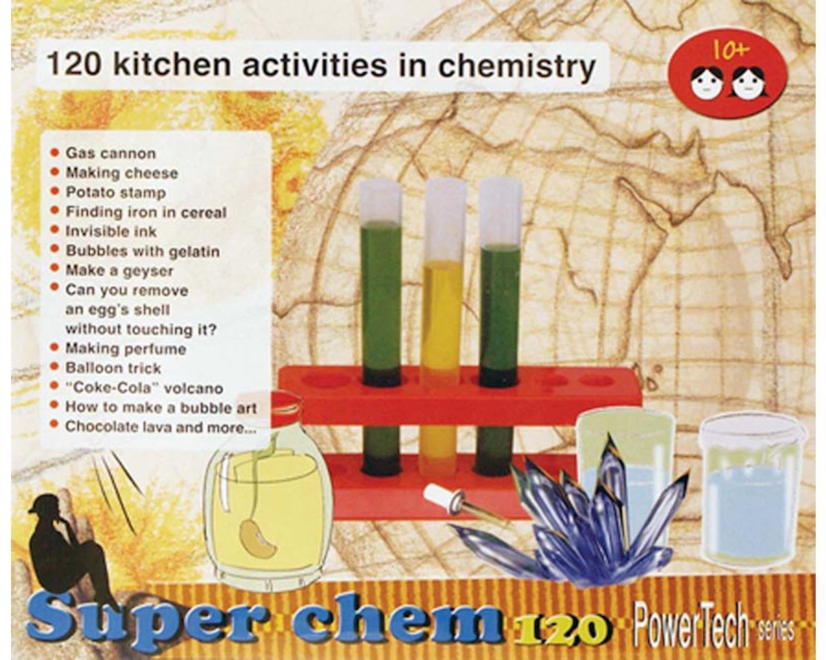 EDU-8355 Kitchen Chem 120 by Elenco Electronics