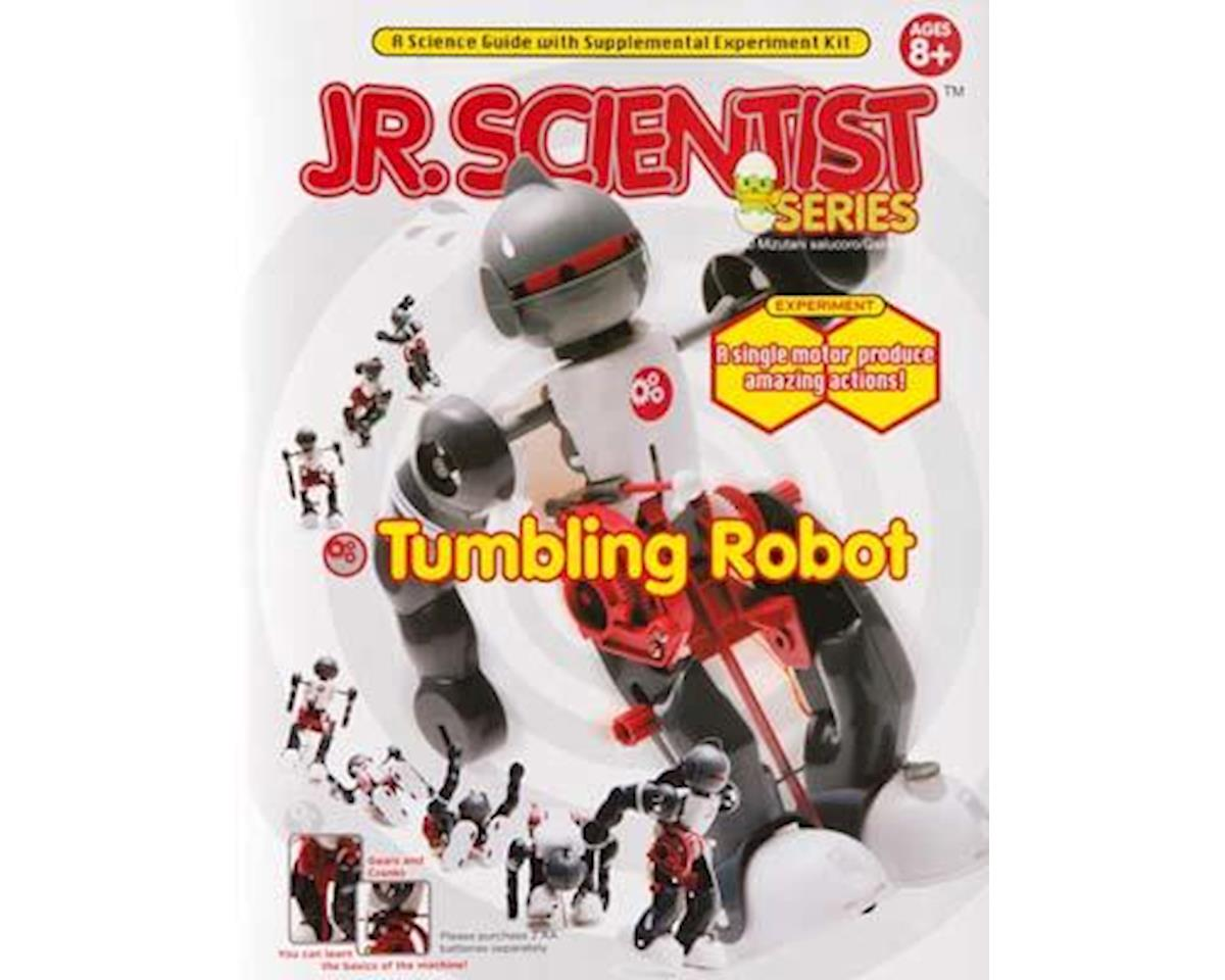 Elenco Electronics Elenco EDU-62019 Jr. Scientist Tumbling Robot Kit