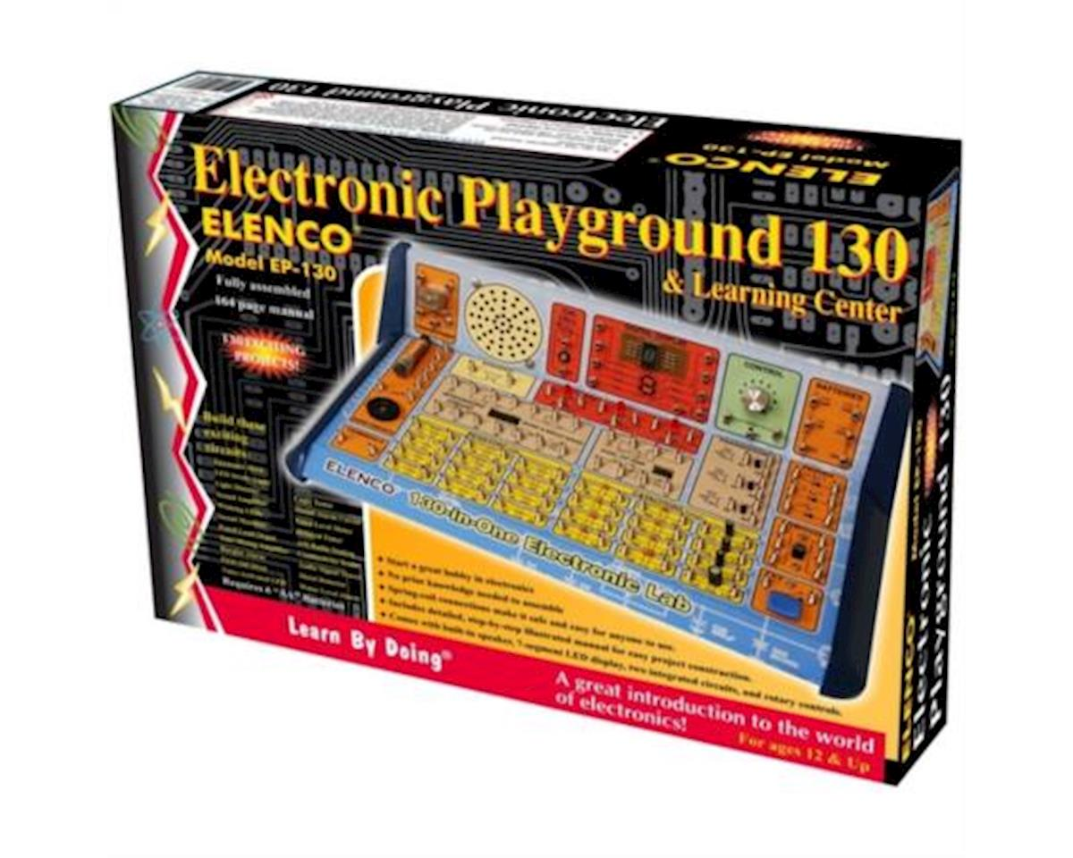 Elenco Electronics   130 In 1 Electronic Playground