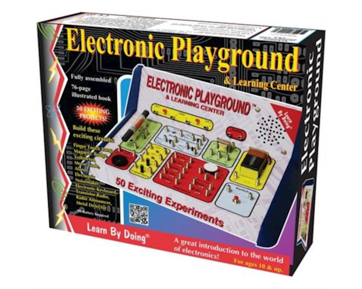 Elenco Electronics Electronic Playground & Learning Center Kit