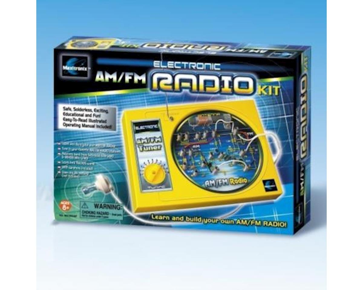 Electronic Am/Fm Radio Kit by Elenco Electronics
