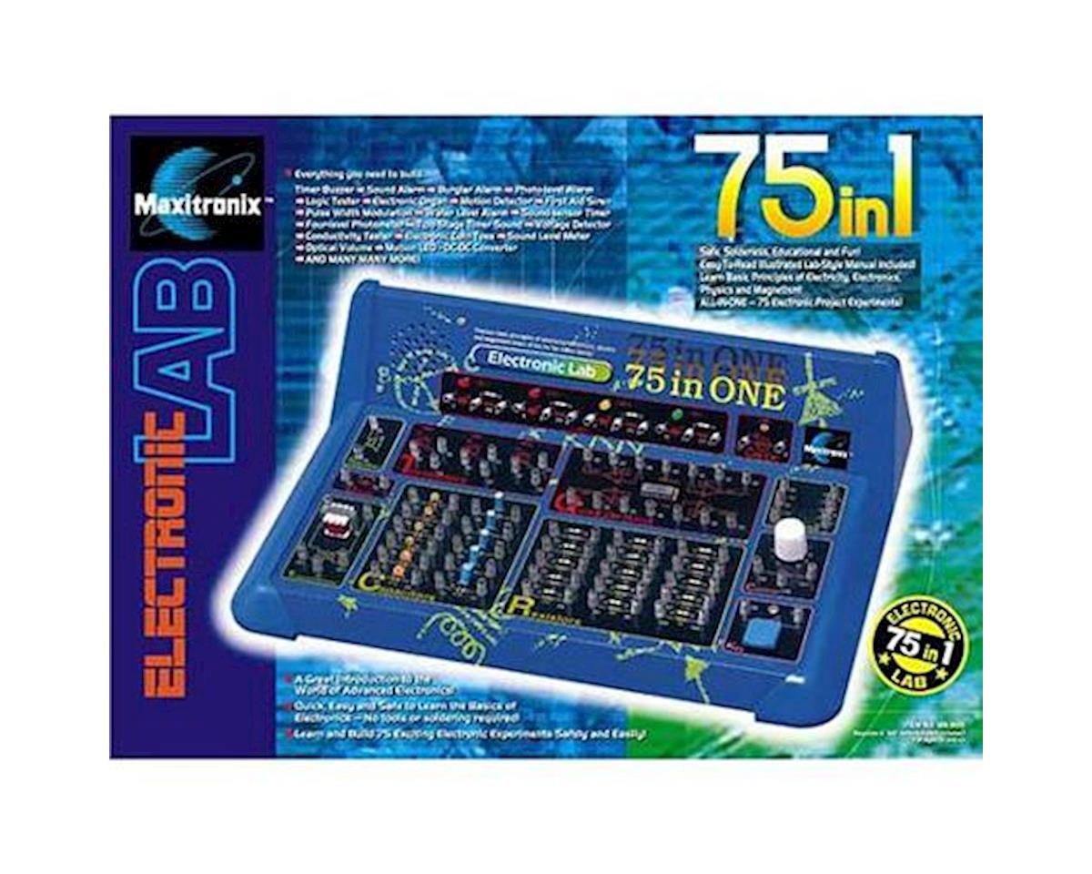 75-In-1 Electronic Project Lab by Elenco Electronics