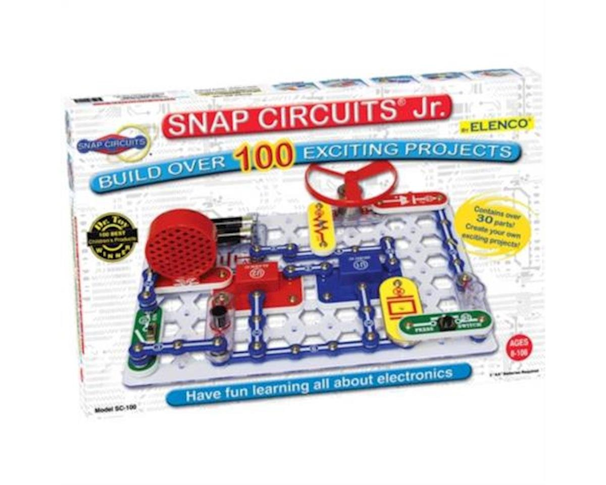 100-1 Electronic Snap Circuits by Elenco Electronics