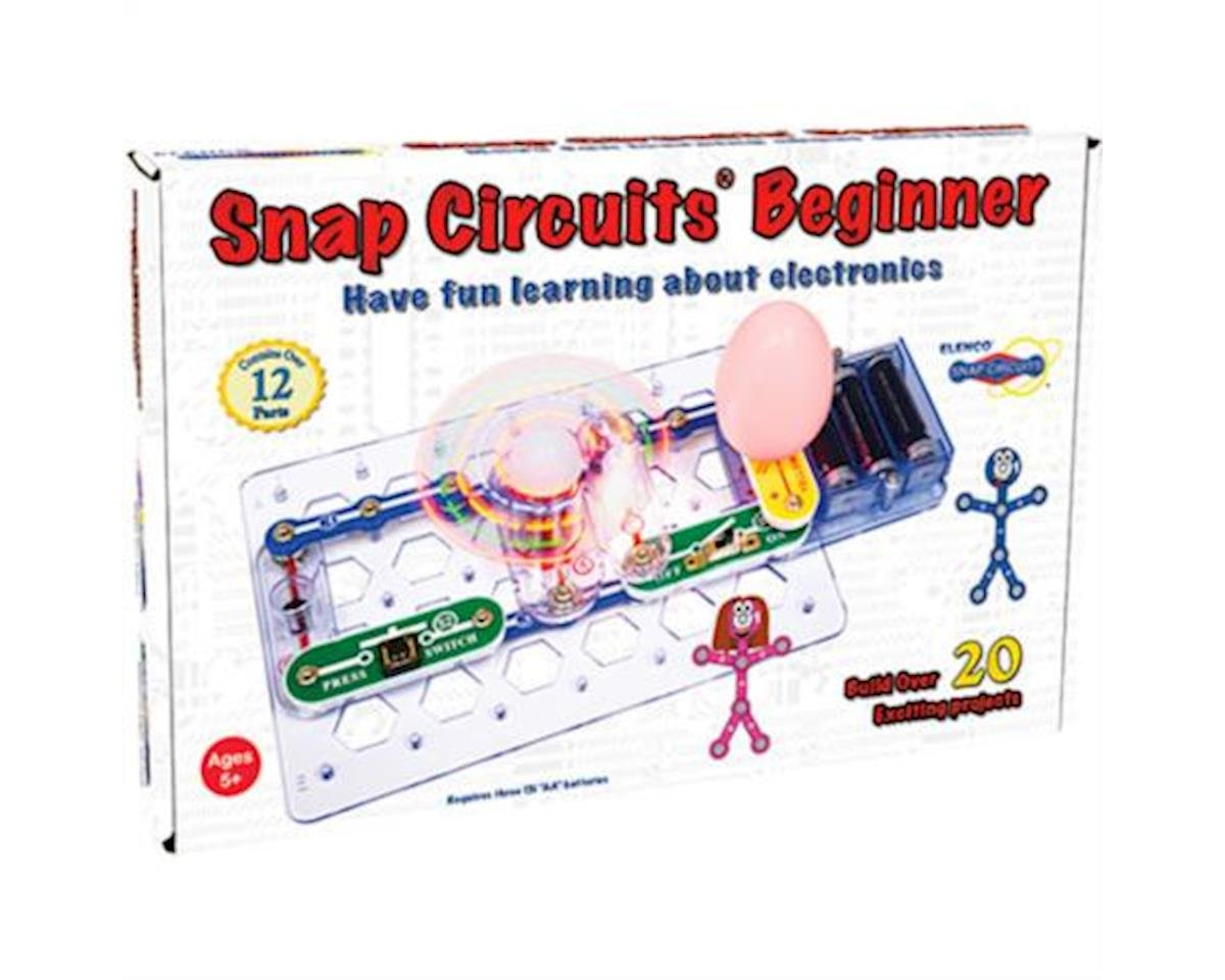 Elenco Electronics Snap Circuits Beginner