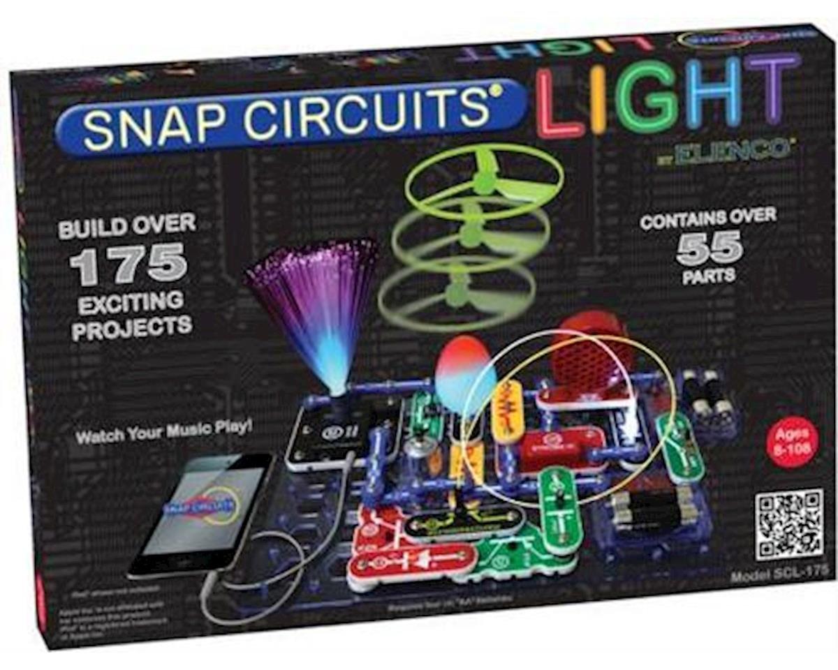 Snap Circuits Light by Elenco Electronics