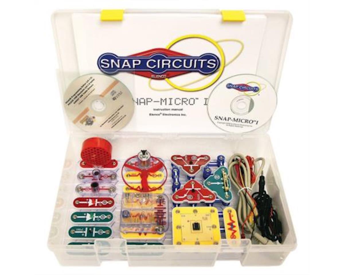 Snap Circuits Snap Micro I by Elenco Electronics
