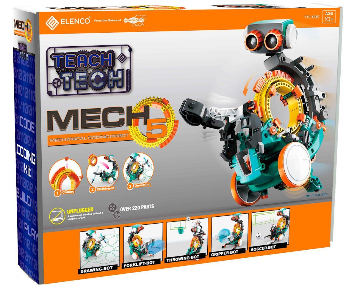Elenco Electronics Mech-5