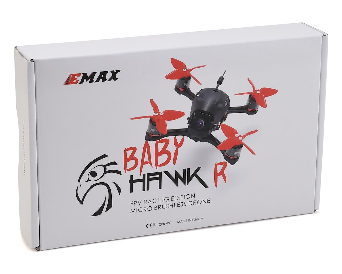 Image 4 for EMAX BabyHawk R 112mm BNF FrSky Racing Drone