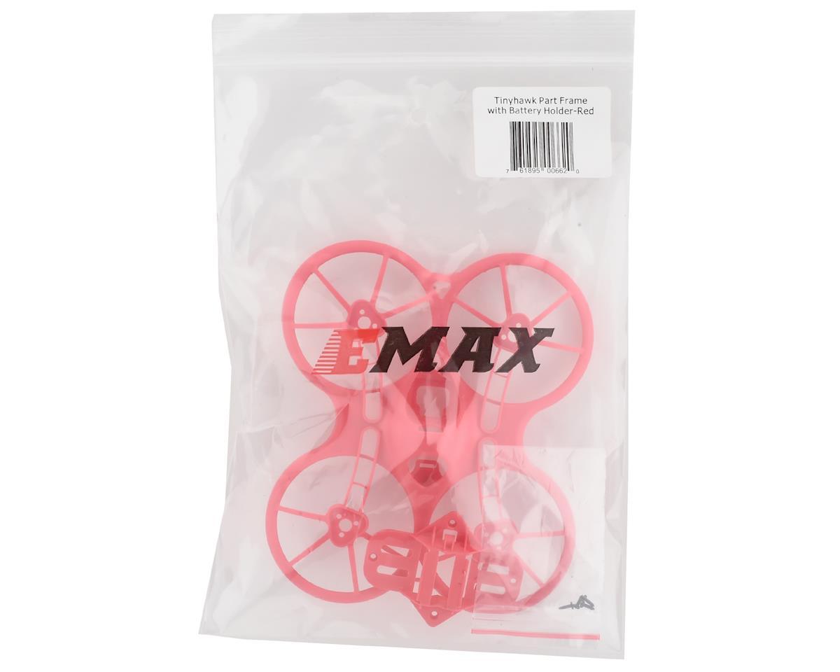 EMAX Tinyhawk Frame & Battery Holder (Red)