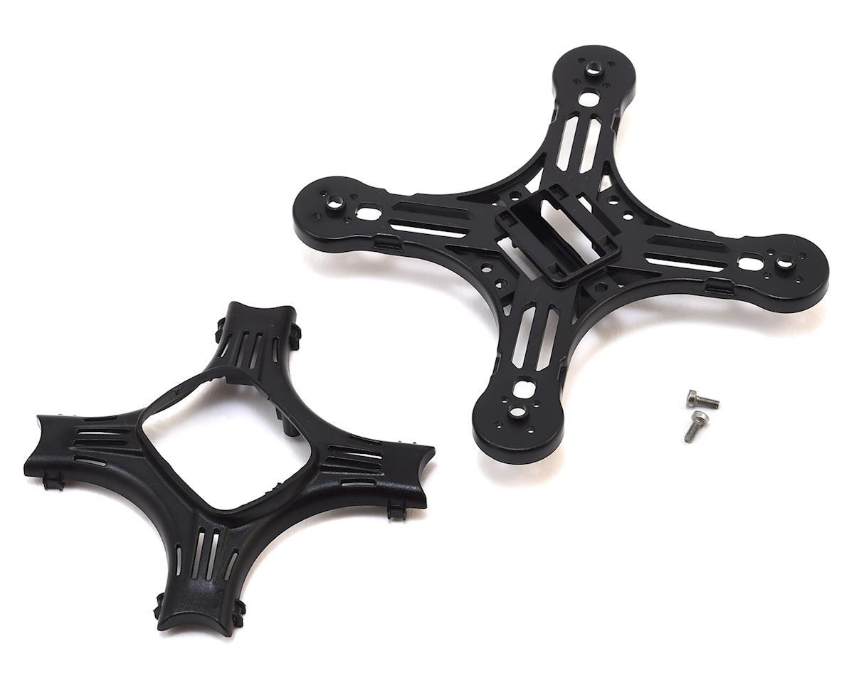 EMAX Babyhawk Top & Bottom Frame (Black)