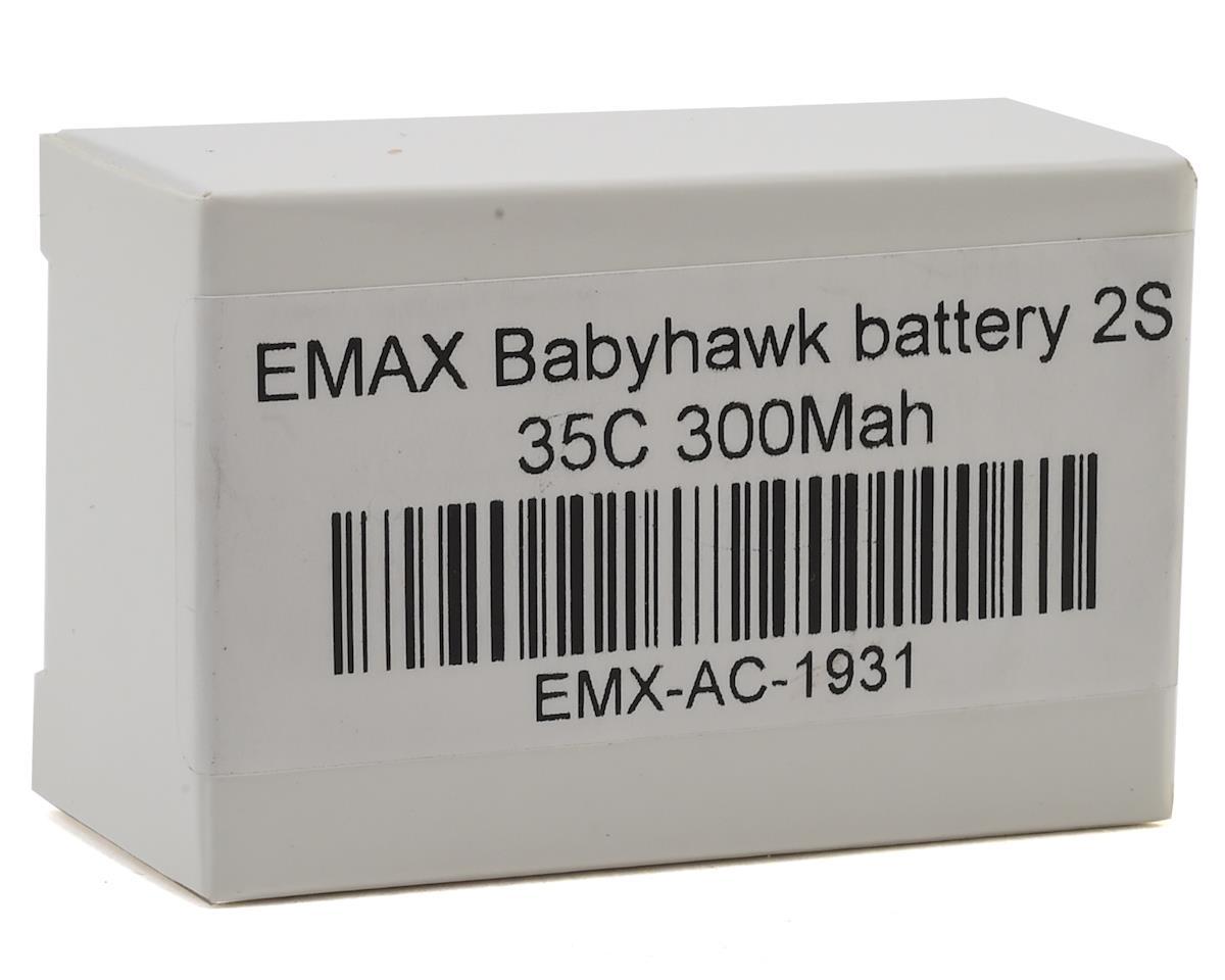 EMAX 2s LiPo Battery 35C (7.4V/300mAh)