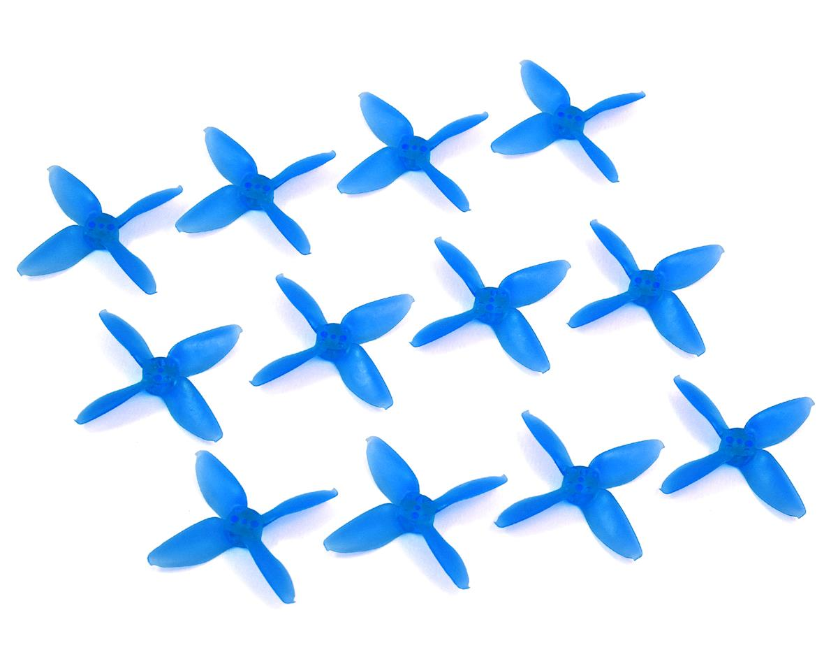 "Avan Micro 2"" Quad Blade Prop (Blue) (12) by EMAX"