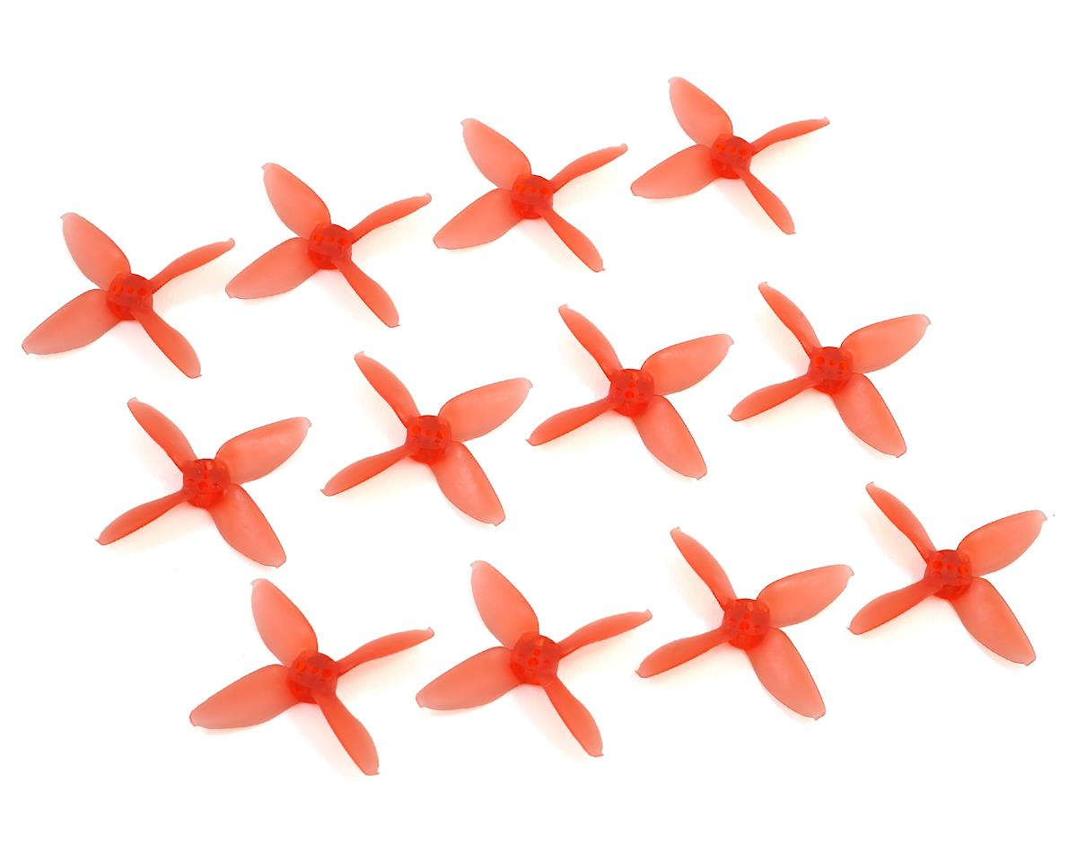 "Avan Micro 2"" Quad Blade Prop (Red) by EMAX"