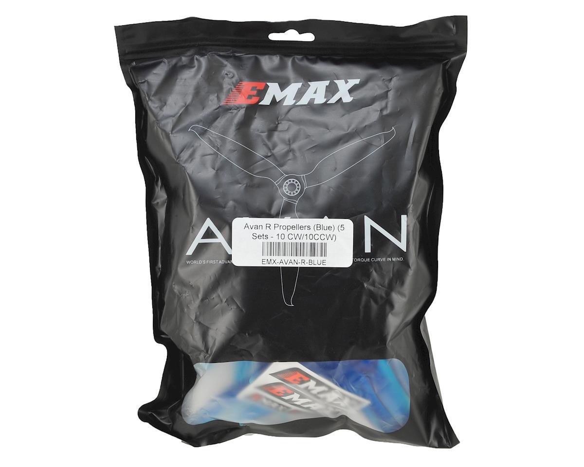 EMAX Avan R Propellers (Blue) (5 Sets - 10 CW/10CCW)
