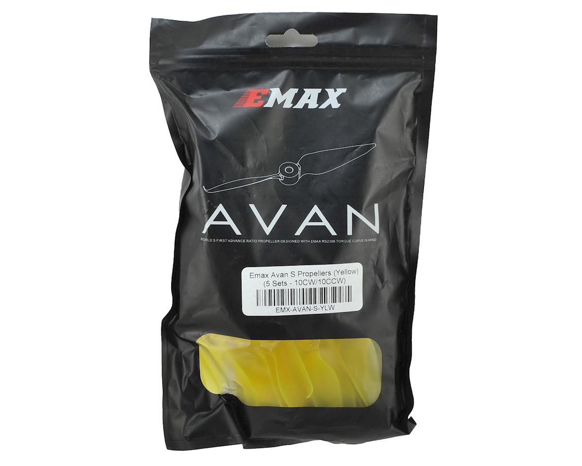 EMAX Emax Avan S Propellers (Yellow) (5 Sets - 10CW/10CCW)