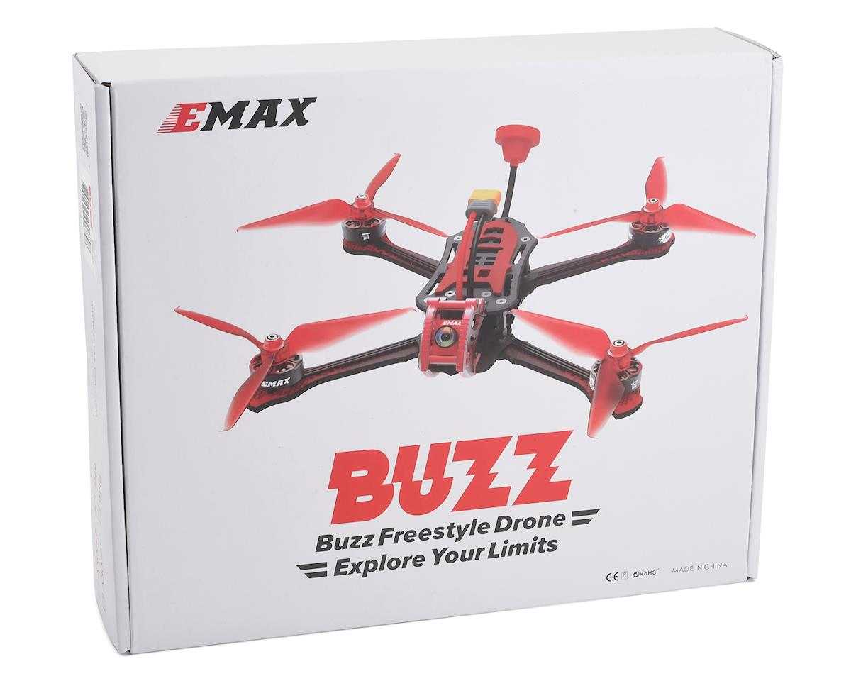 EMAX Buzz Freestyle Racing BNF Drone w/FrSky XM+ Receiver (2400kV)