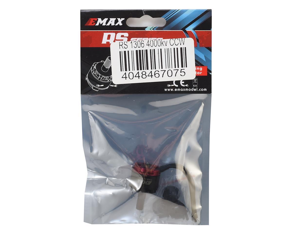 EMAX RS1306-4000kV Brushless Motor (CCW)