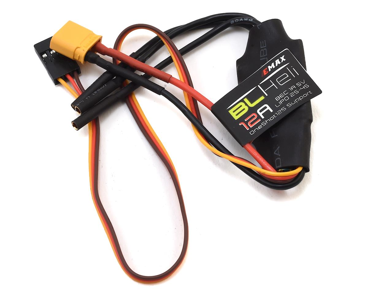 EMAX BLHeli Series 12A ESC (XT-30) (Flite Test Twin Sparrow)