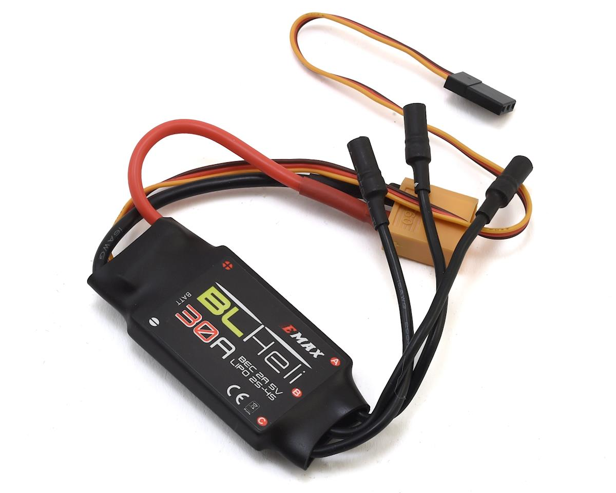 BLHeli Series 30A ESC (XT-60) by EMAX (Flite Test Cruiser)