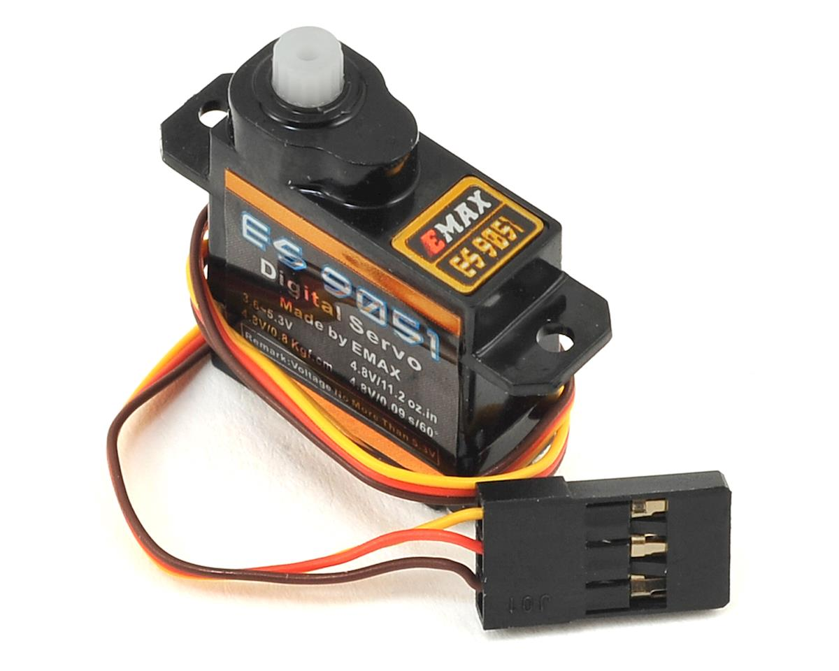 ES9051 5g Digital Servo by EMAX (Flite Test Pietenpol)