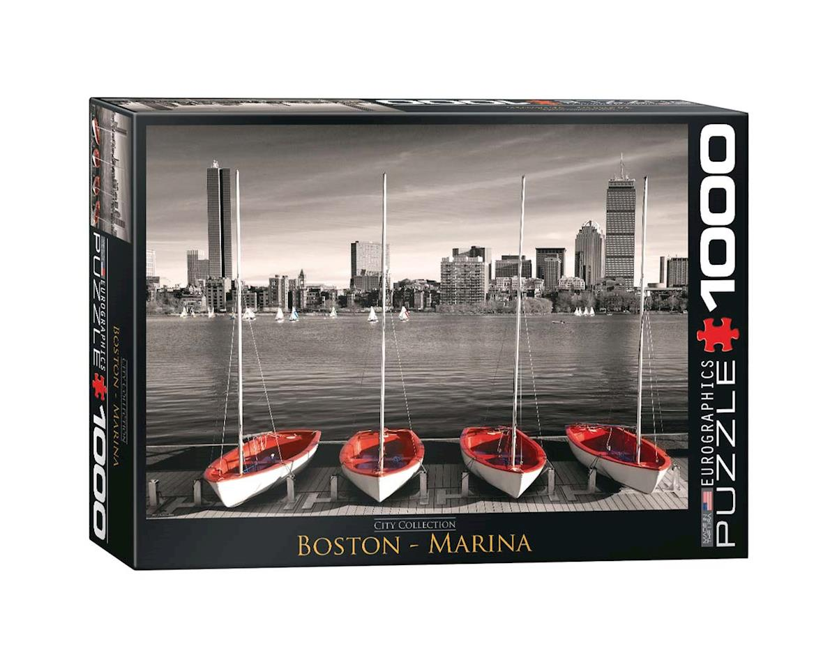 Eurographics 6000-0661 Boston Marina 1000pcs