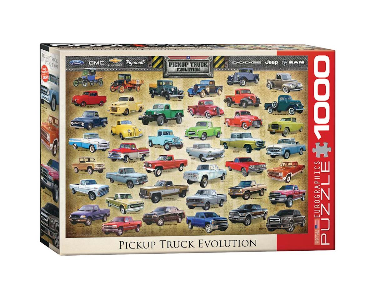 6000-0681 Pickup Truck Evolution 1000pcs