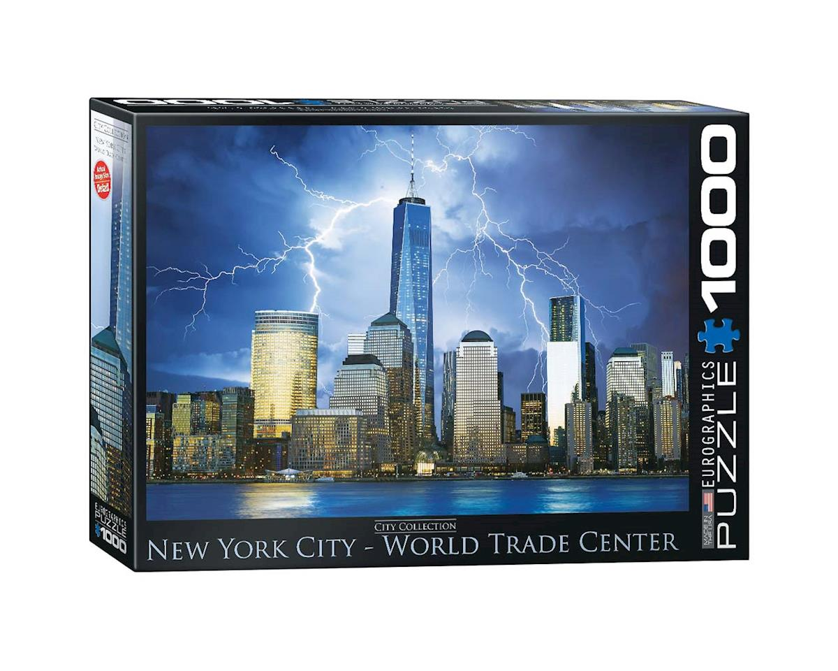 6000-0731 New York City Freedom Tower 1000pcs