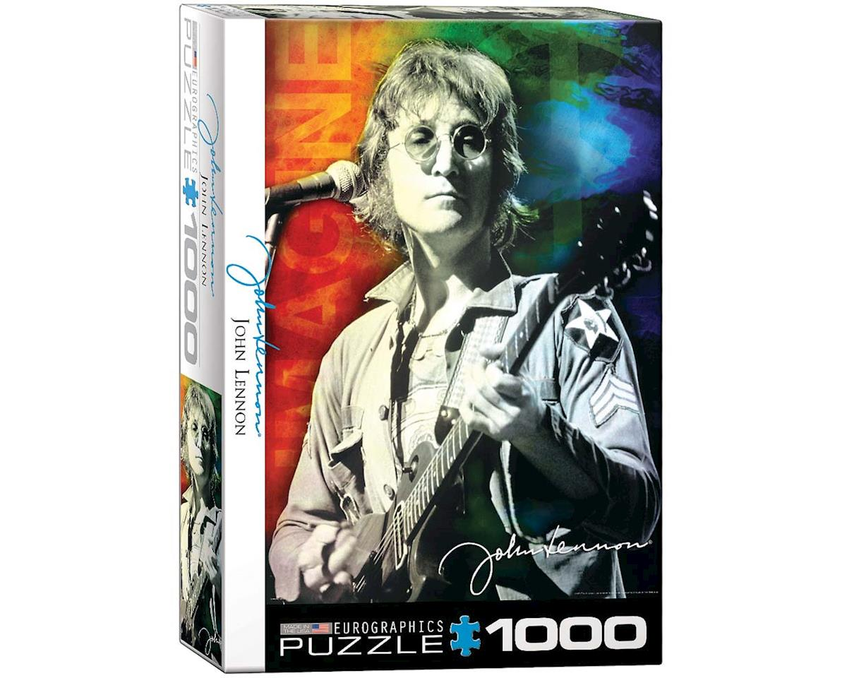 6000-0808 John Lennon Live in New York 1000pcs by Eurographics