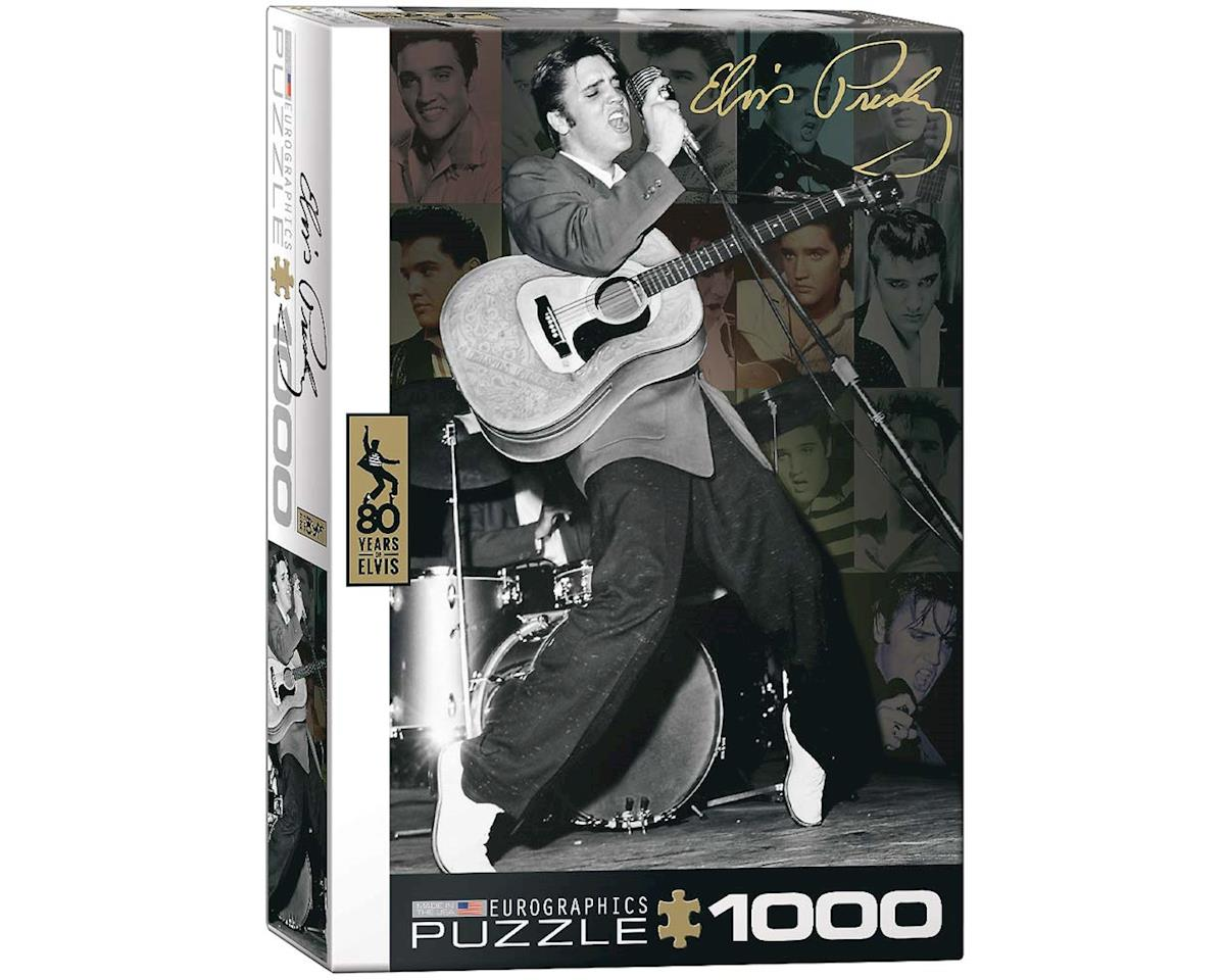 6000-0814 Elvis Presley Live at Olympia Theater 1000pcs