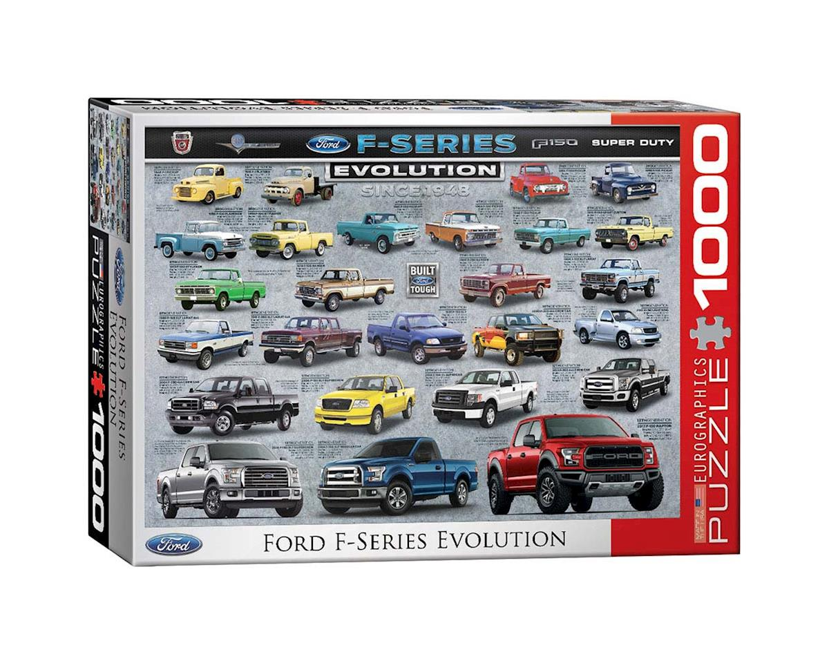 Eurographics 6000-0950 Ford F-Series Evolution 1000pcs