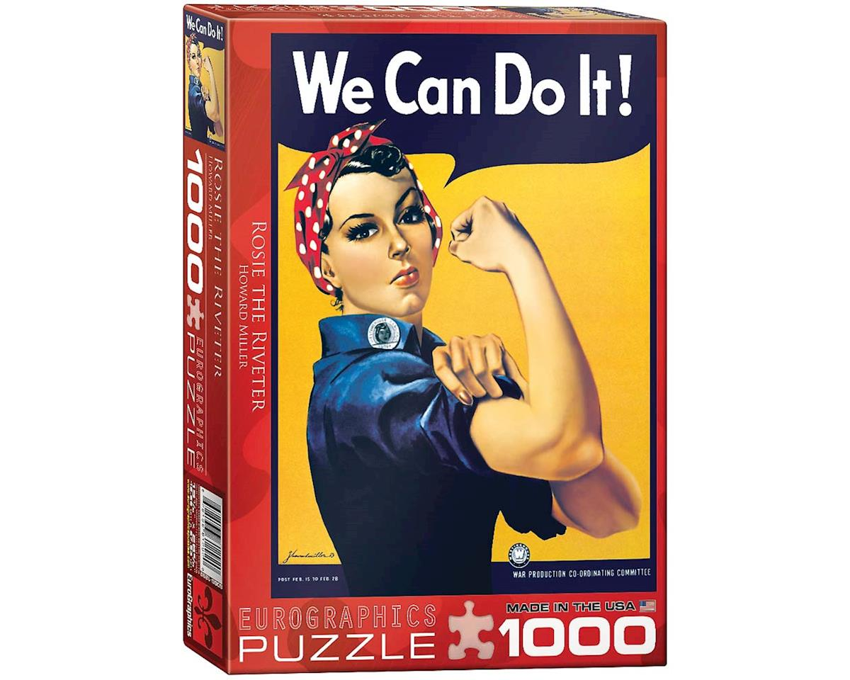 6000-1292 Rosie/Howard Miller 1000pcs