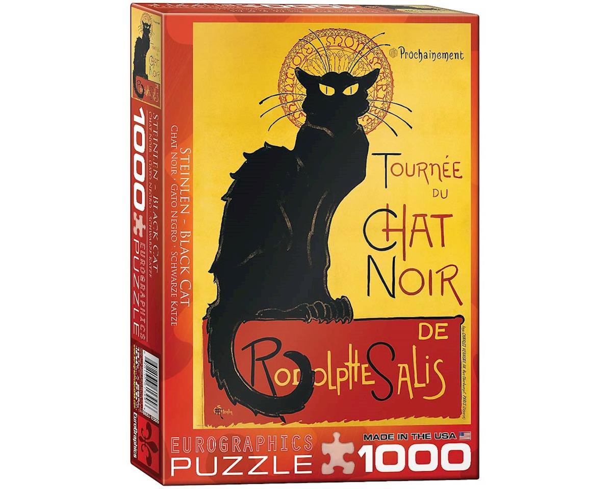 Eurographics 6000-1399 Tournee Du Chat Noir/Theophile Alexandre 1000