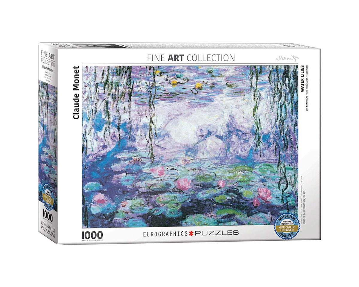 Eurographics 6000-4366 Waterlilies by Claude Monet 1000pcs