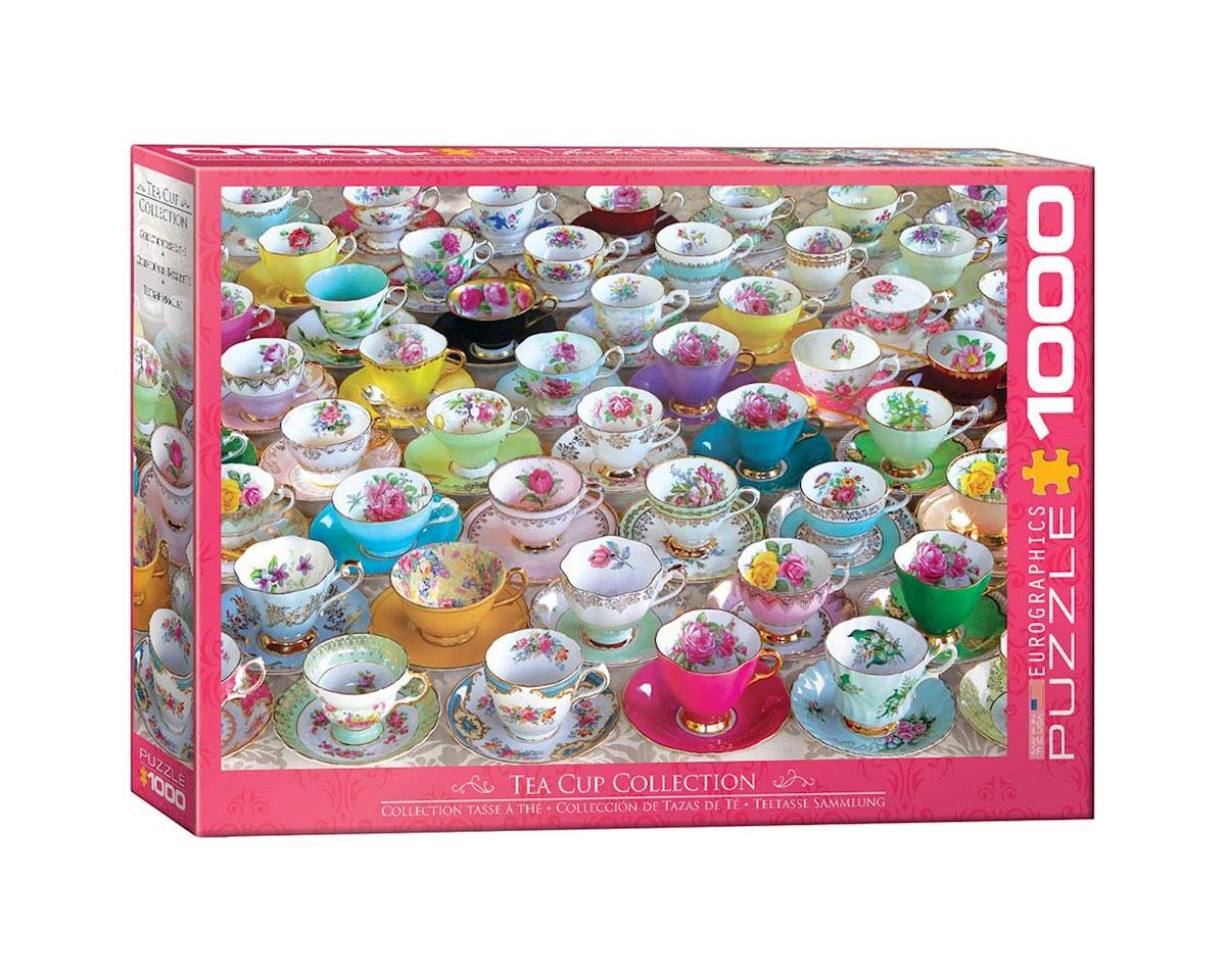 6000-5314 Tea Cups Collection 1000pcs