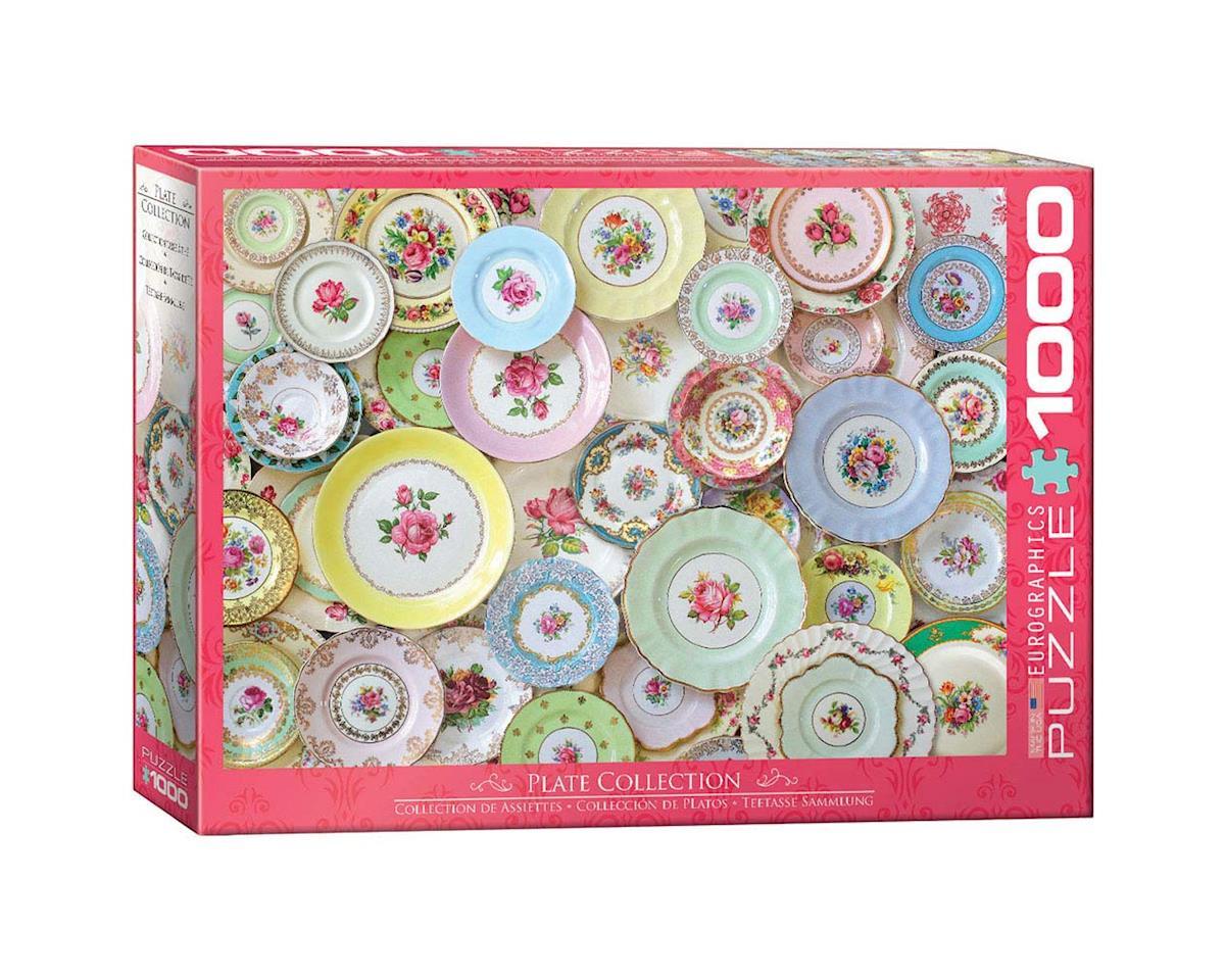 Eurographics 6000-5315 Plate Collection 1000pcs