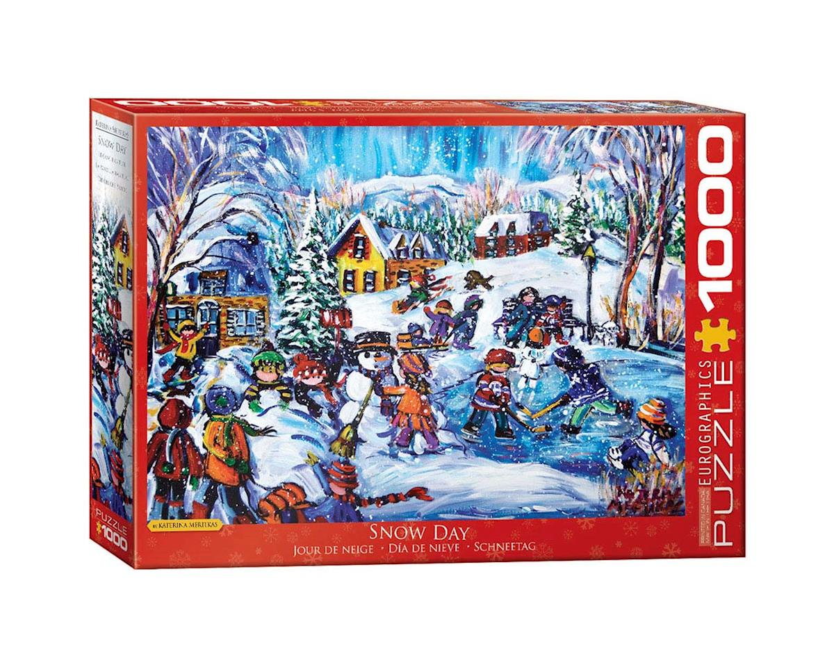 6000-5333 Snow Day 1000pcs