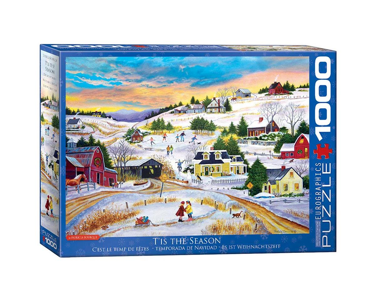 6000-5334 T'is The Season 1000pcs