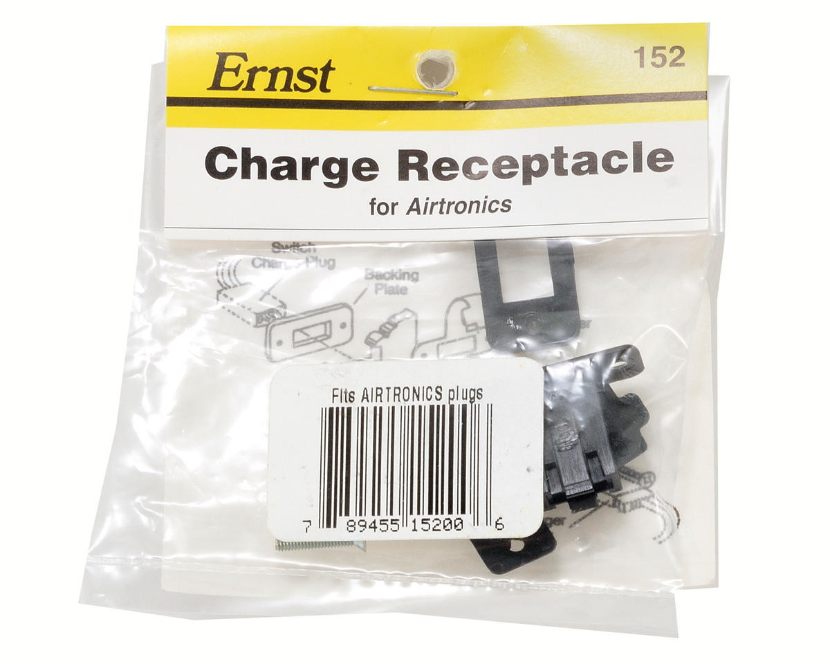 Ernst Manufacturing Ernst Charge Receptacle (Airtronics)