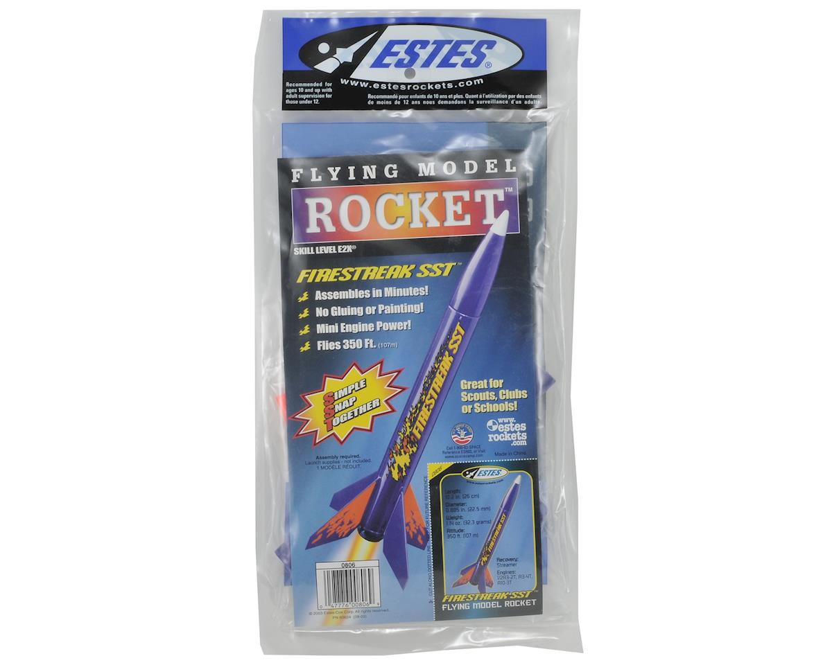 Firestreak SST Rocket Kit (Skill Level E2X) by Estes