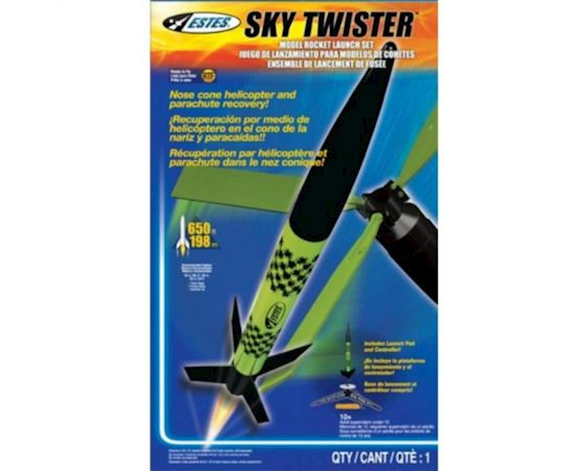 Estes  Sky Twister Model Rocket Kit (Skill Level E2x)