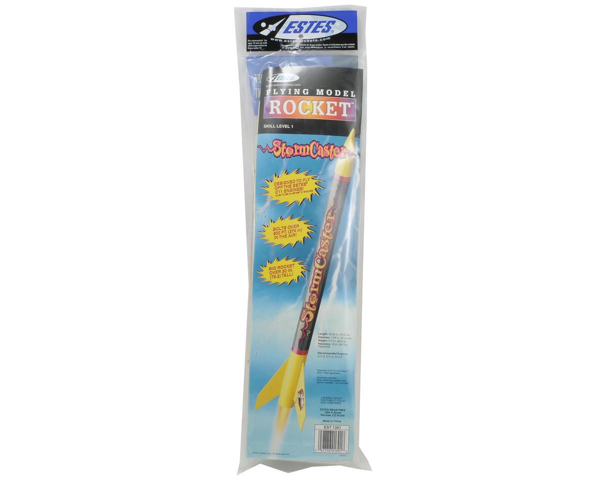 Estes Stormcaster Rocket Kit (Skill Level 1)